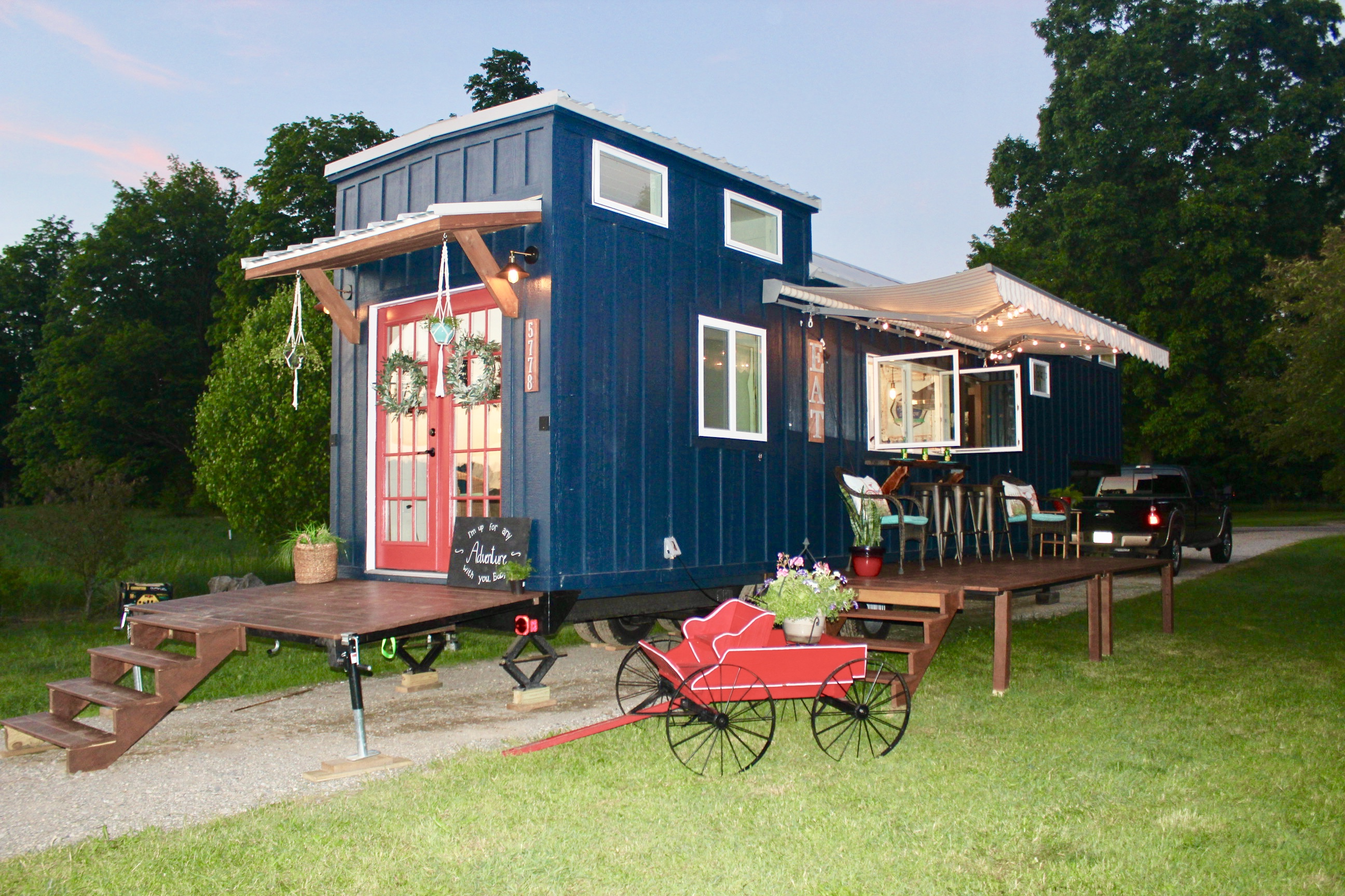 Hill Country Tiny Houses Todd Shari Snyder