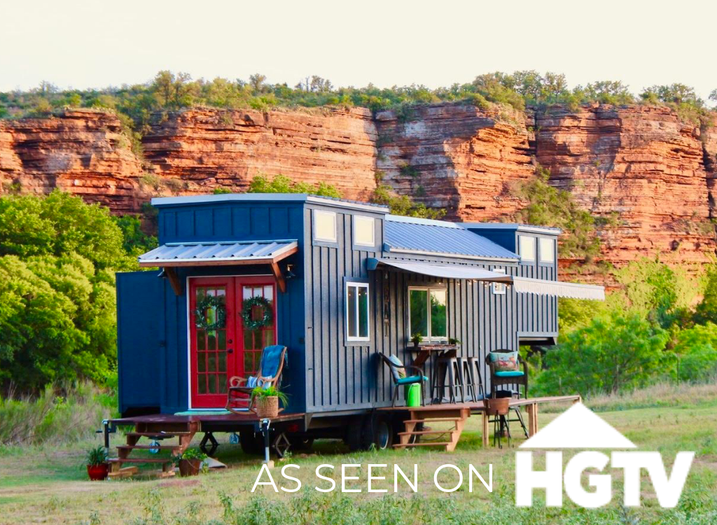 You are currently viewing Dream big in a tiny house