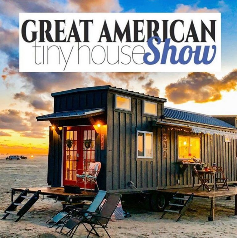 Tiny House Show and Zach Griffin